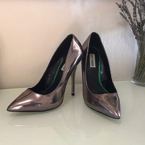 Steve Madden women's high heel shoes.